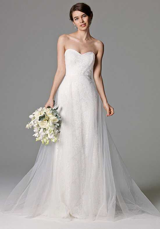 Watters Brides Carlton 8063B A-Line Wedding Dress