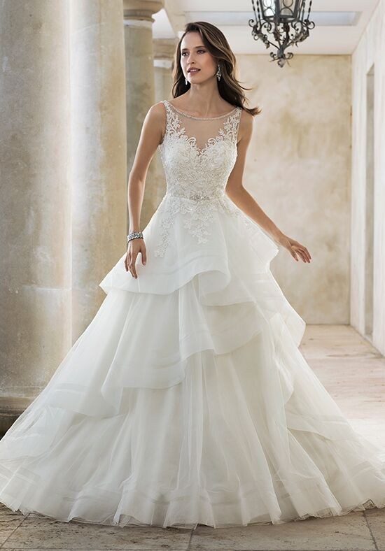 Sophia Tolli Y11888 Helia Ball Gown Wedding Dress