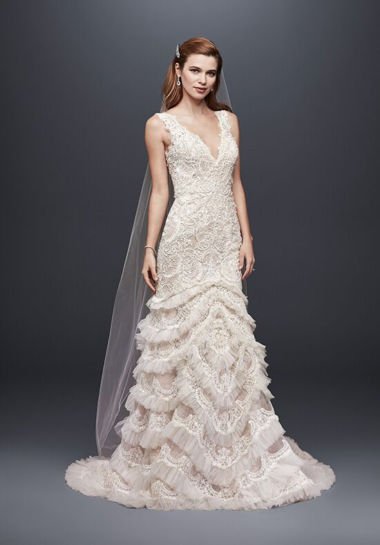 David 39 s bridal galina signature style swg689 wedding dress for Galina signature wedding dresses