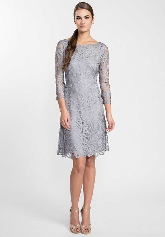 LuxeLace by Soulmates D1322 Blue Mother Of The Bride Dress