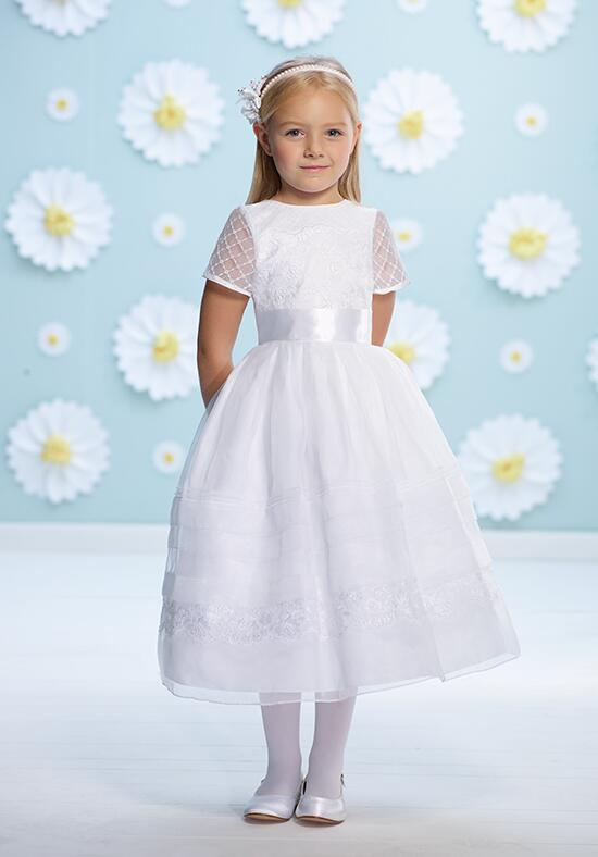 Joan Calabrese by Mon Cheri 116362 Flower Girl Dress photo