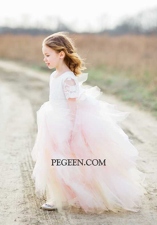 Pegeen.com  921 Flower Girl Dress photo