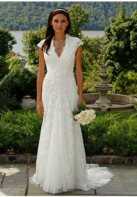 Jovani Bridal JB310005 Sheath Wedding Dress