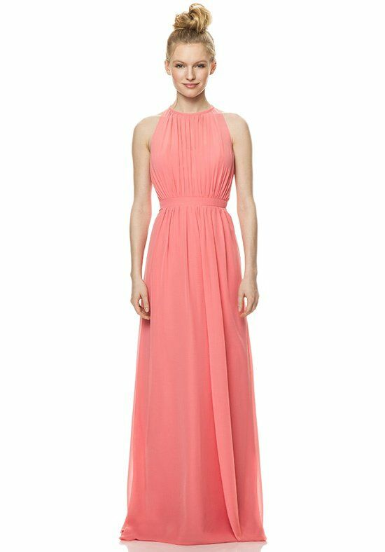 Bari Jay Bridesmaids 1471 Illusion Bridesmaid Dress