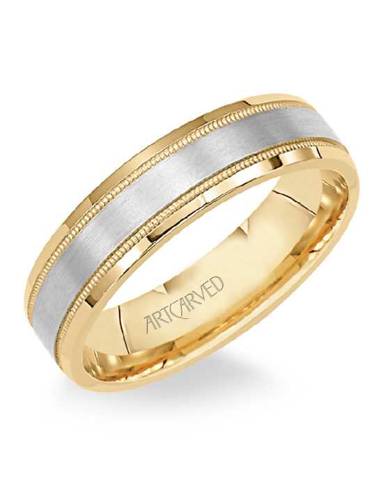 ArtCarved 11-WV591U55 Gold Wedding Ring