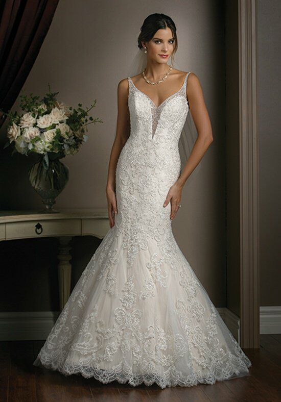 Jasmine Couture T172013 Mermaid Wedding Dress
