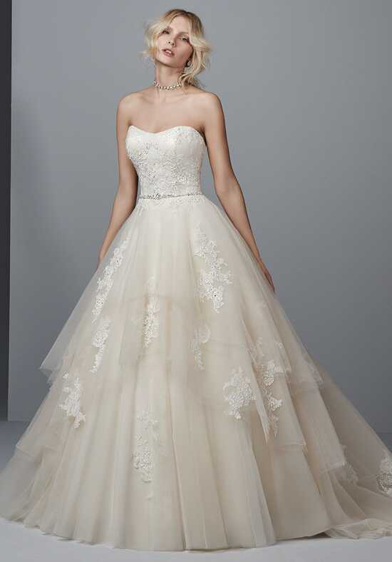 Sottero and Midgley Idris Ball Gown Wedding Dress