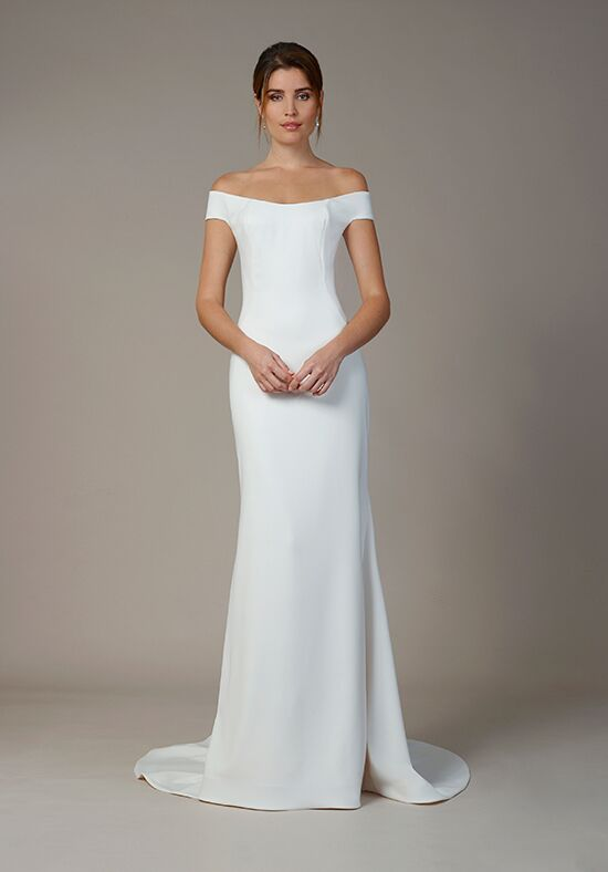 LIANCARLO 7809 Sheath Wedding Dress