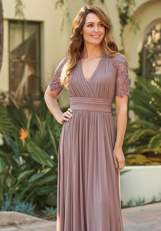 Jade J205056 Brown Mother Of The Bride Dress