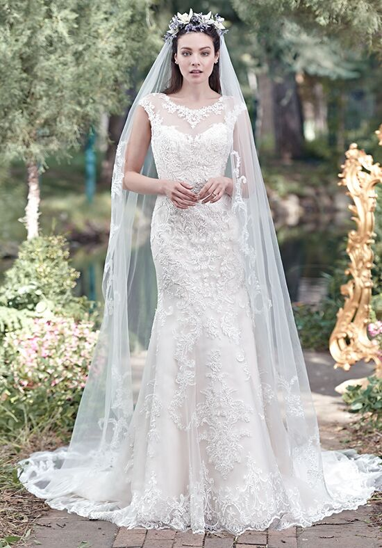 Maggie Sottero Mercedes Mermaid Wedding Dress
