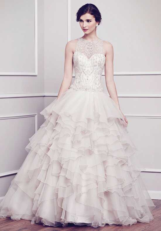 Kenneth Winston 1583 Ball Gown Wedding Dress