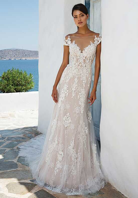 Justin Alexander 8963 A-Line Wedding Dress