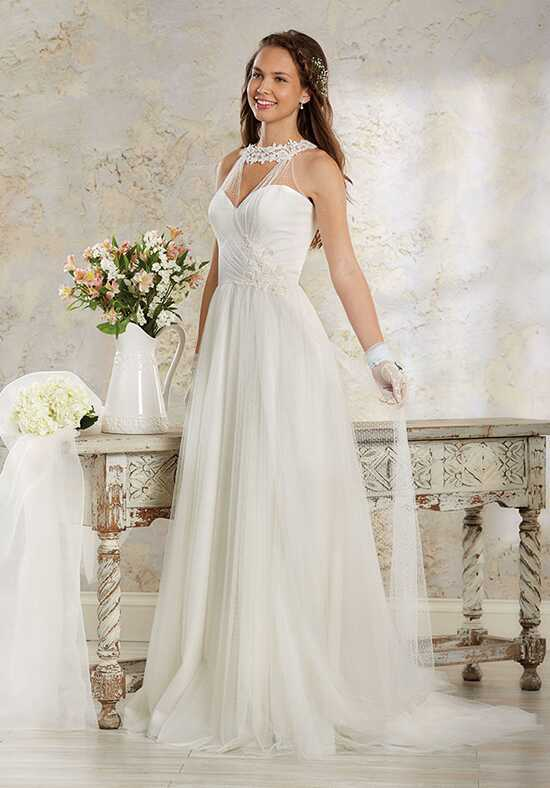 Alfred Angelo Modern Vintage Bridal Collection 8550 A-Line Wedding Dress