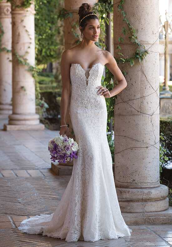 Sincerity Bridal 4029 Mermaid Wedding Dress