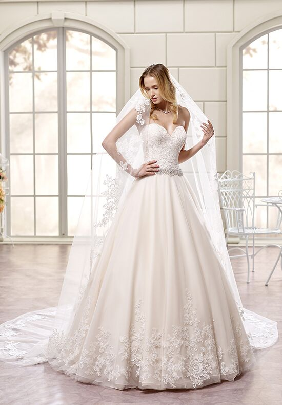 Eddy K 78002 Ball Gown Wedding Dress