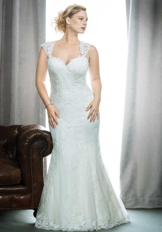 Femme by Kenneth Winston 3398 Mermaid Wedding Dress