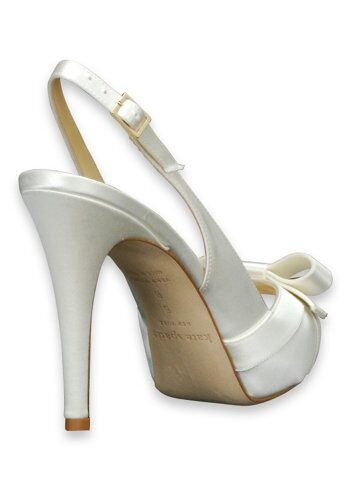 The knot shop kate spade new york grano wedding shoes the knot the knot shop kate spade new york grano ivory shoe junglespirit Images