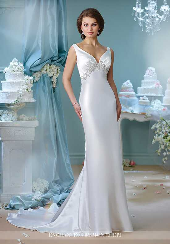 Enchanting by Mon Cheri 216165 Mermaid Wedding Dress