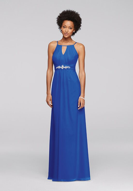 Wonder by Jenny Packham Bridesmaids Wonder by Jenny Packham Style JP291757 Halter Bridesmaid Dress
