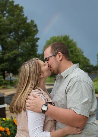 Shelby Becker and Ryan Orvis Wedding Photo 1