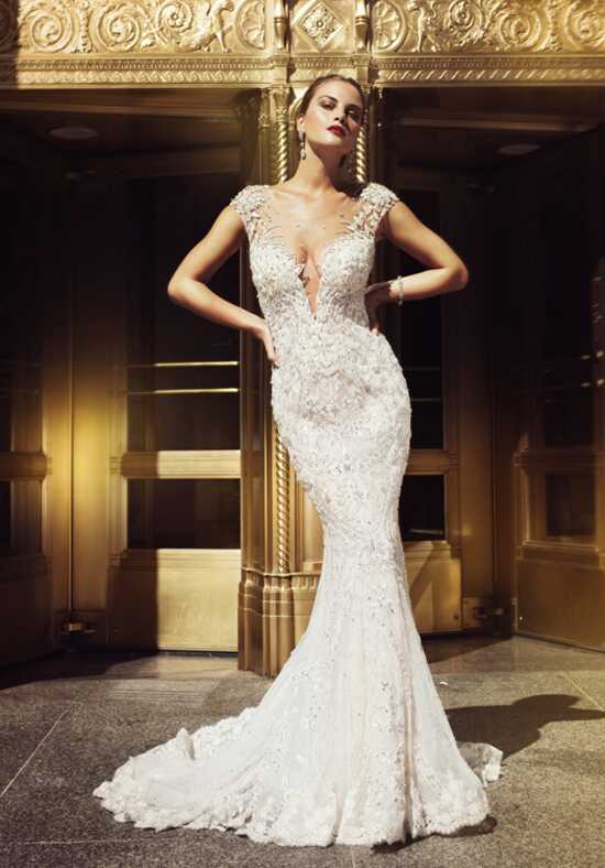 Stephen Yearick KSY152 Mermaid Wedding Dress