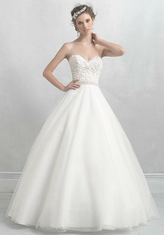 Madison James MJ13 Ball Gown Wedding Dress
