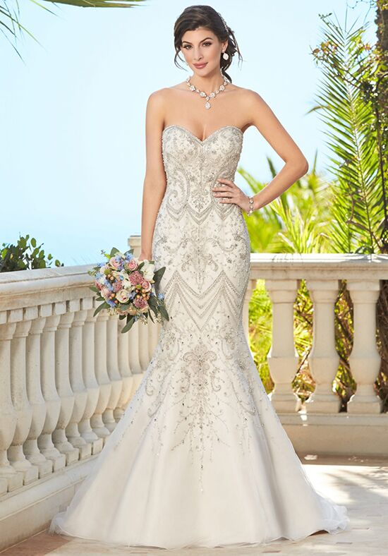 KITTYCHEN ALYCIA, K1642 Mermaid Wedding Dress