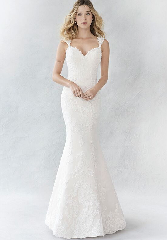 Kenneth Winston: Ella Rosa Collection BE370 Mermaid Wedding Dress