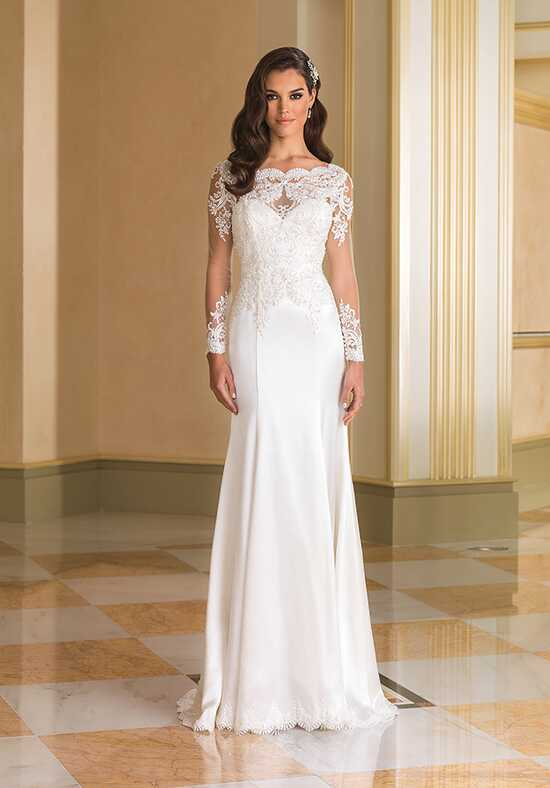 Justin Alexander 8864 Mermaid Wedding Dress