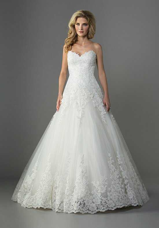 Jasmine Collection F161063 Ball Gown Wedding Dress