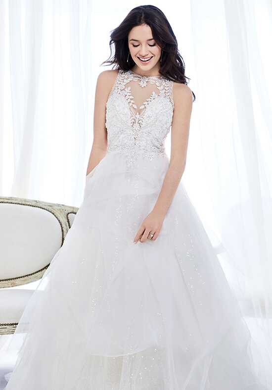 Kenneth Winston: Ella Rosa Collection BE412 Ball Gown Wedding Dress