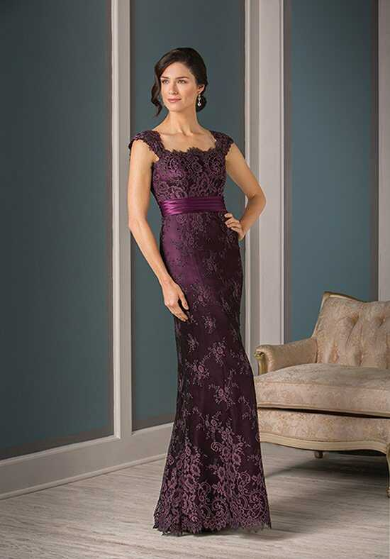 Jade Couture K188003 Purple Mother Of The Bride Dress