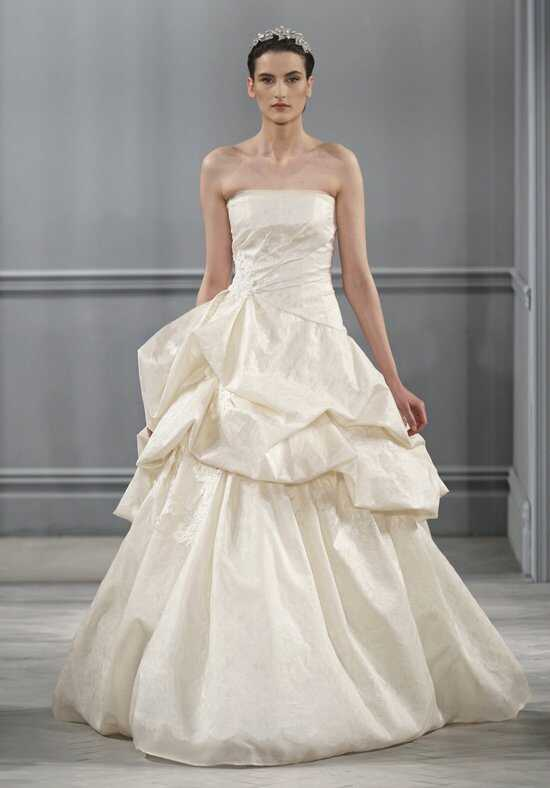 Monique Lhuillier Lucienne Ball Gown Wedding Dress