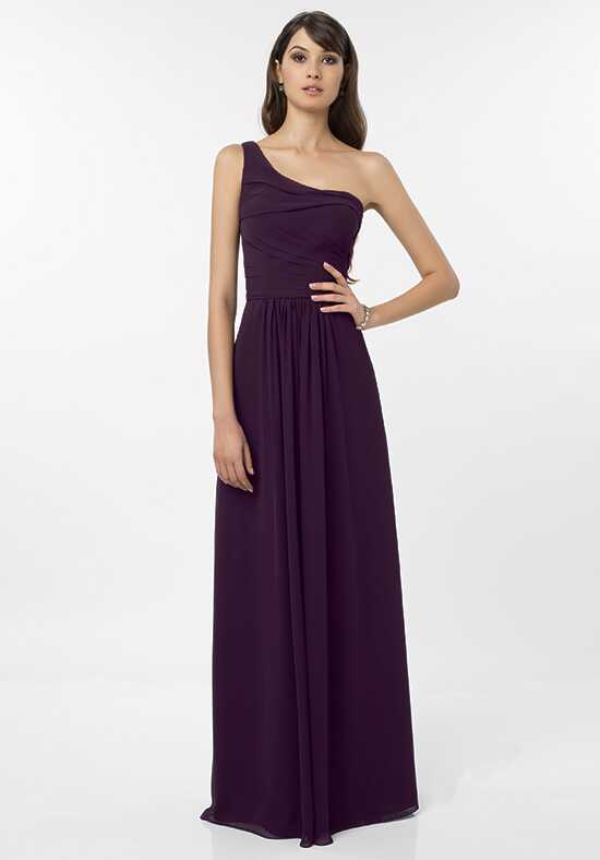 Bill Levkoff 771 One Shoulder Bridesmaid Dress