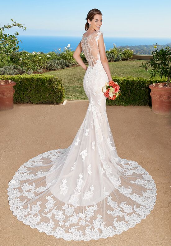 KITTYCHEN MALLORY, H1729 Sheath Wedding Dress