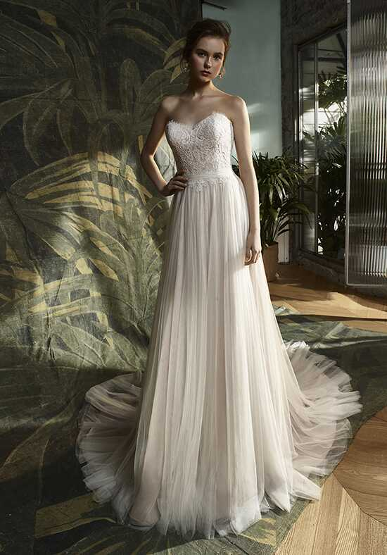 Blue by Enzoani Koren A-Line Wedding Dress