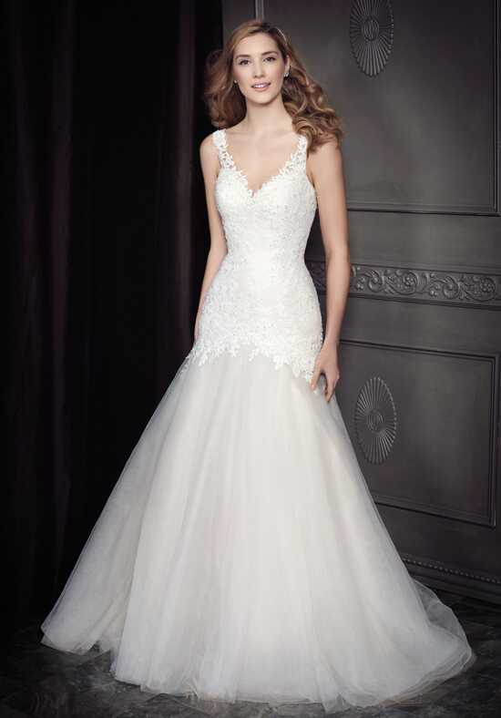 Kenneth Winston: Ella Rosa Collection BE349 Mermaid Wedding Dress