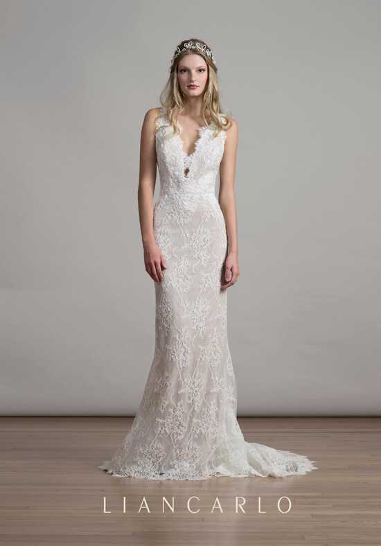 LIANCARLO 6870 Sheath Wedding Dress