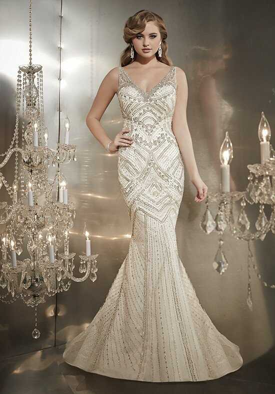 Christina Wu Brides Style 15562 Mermaid Wedding Dress