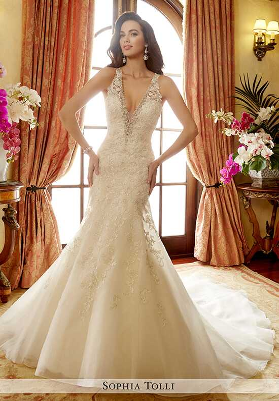Mermaid wedding dresses sophia tolli y11730 fontayne mermaid wedding dress junglespirit Gallery