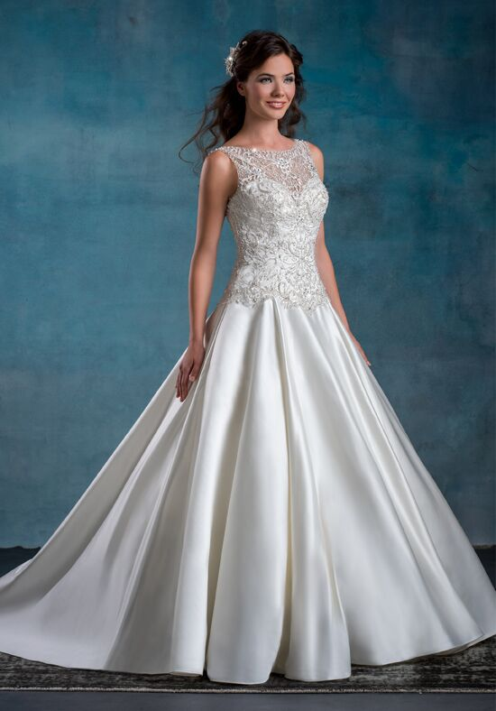 1 Wedding by Mary's Bridal 6556 A-Line Wedding Dress