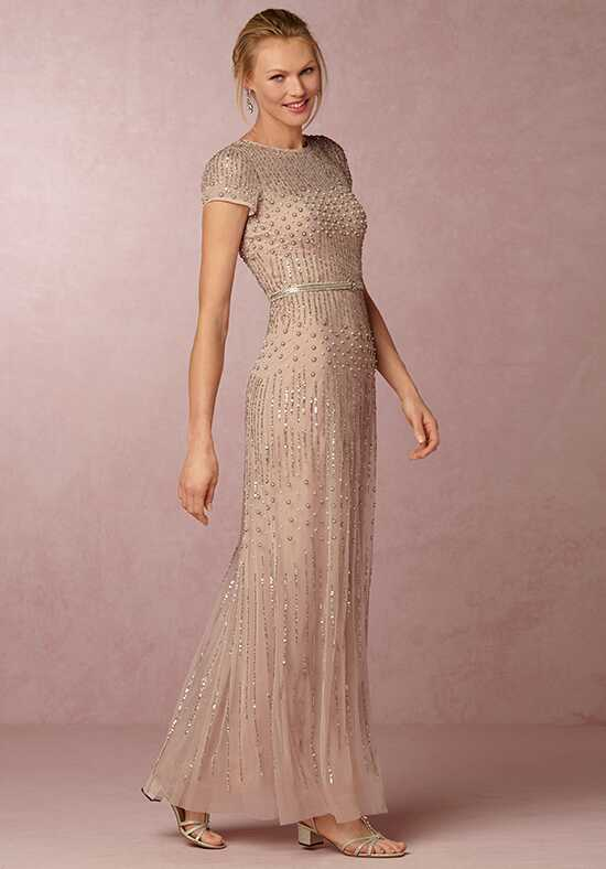 BHLDN (Mother of the Bride) Berkley Champagne Mother Of The Bride Dress