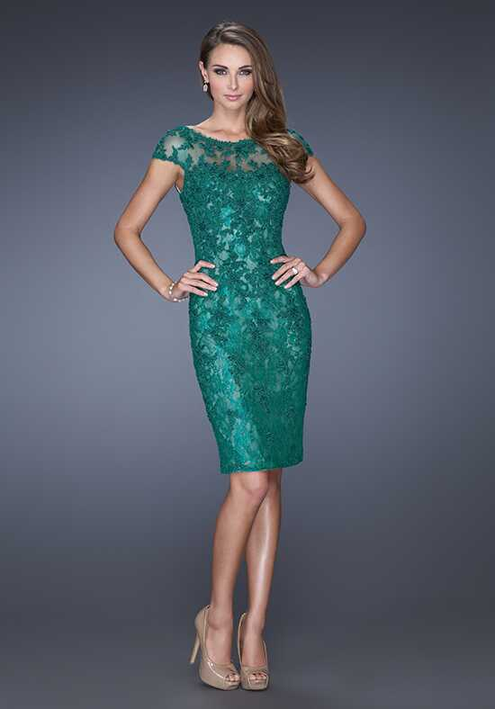 La Femme Evening 20478 Green Mother Of The Bride Dress