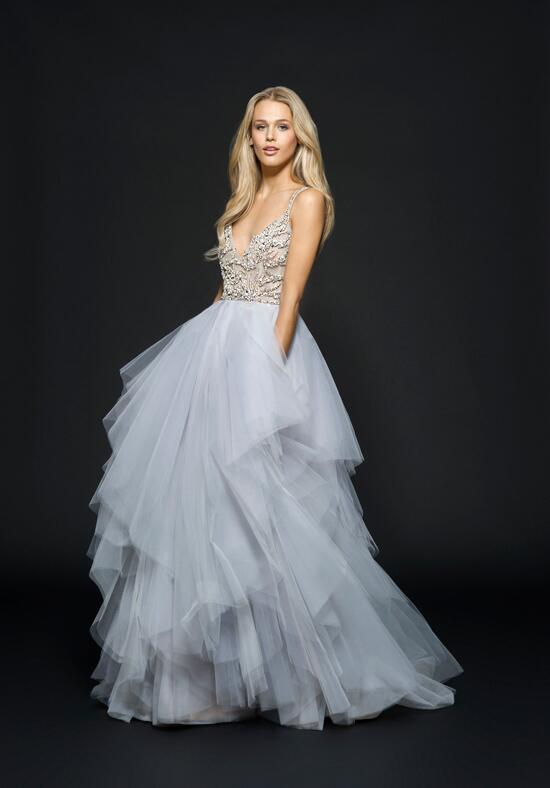 Hayley paige arlo 6656 wedding dress the knot for Hayley paige wedding dress prices