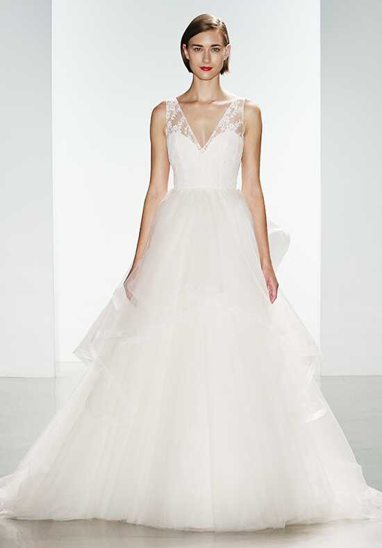 Nouvelle Amsale Lexi Ball Gown Wedding Dress