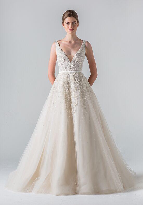 Anne Barge Versailles A Line Wedding Dress