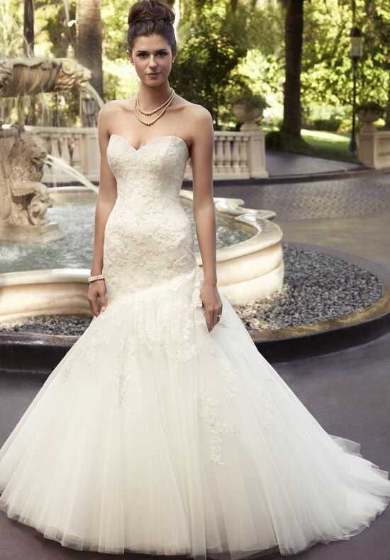 Casablanca Bridal 2116 Mermaid Wedding Dress