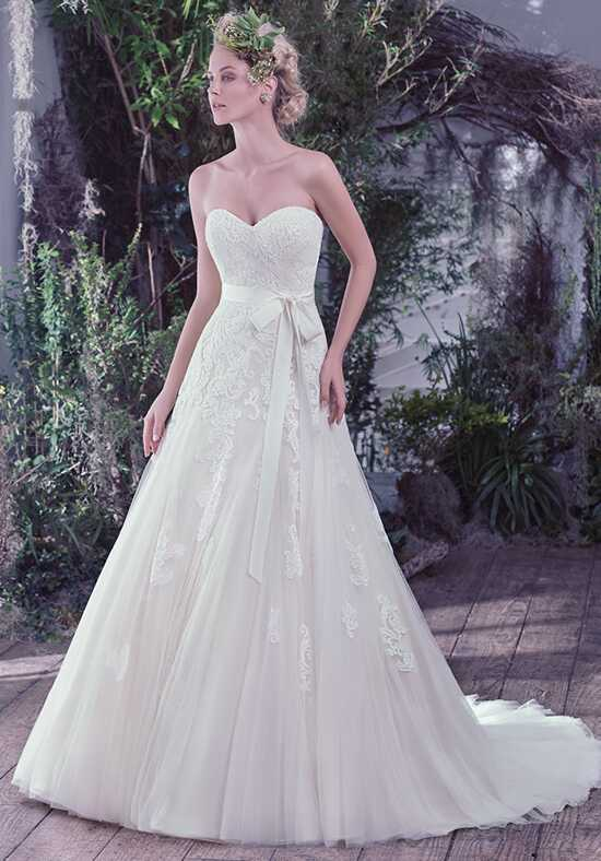 Maggie Sottero Lindsey A-Line Wedding Dress