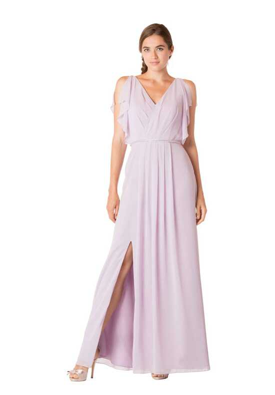 Bari Jay Bridesmaids BC-1700 V-Neck Bridesmaid Dress