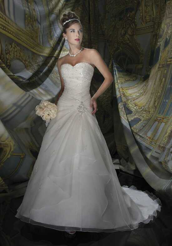 1 Wedding by Mary's Bridal 5294 A-Line Wedding Dress